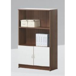 Medium Height Open Shelf Cabinet