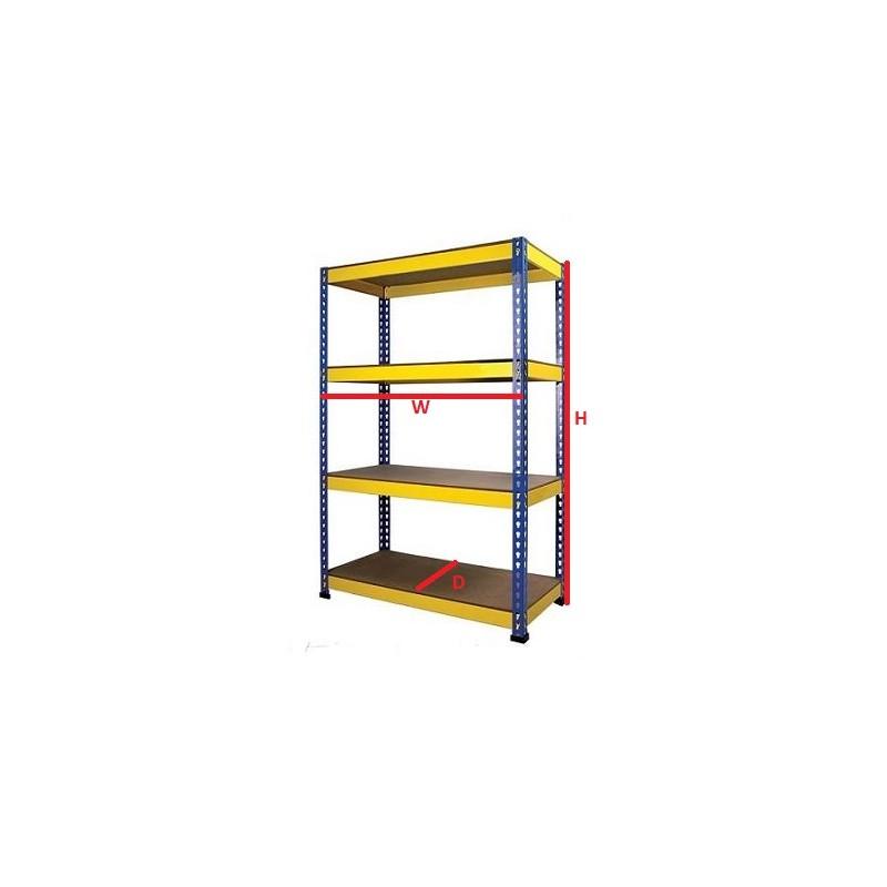 Boltless Rack Miri Furniture