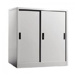 Half Height Steel Swing Door Cupboard