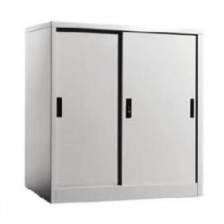 Steel Half Height Swing Door Cupboard