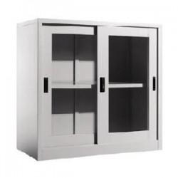 Half Height Steel Swing Door Cupboard