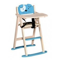 Folding Baby High Chair