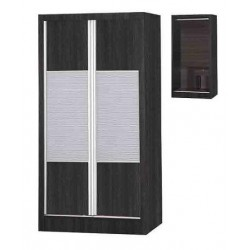 3ft 2 Sliding Doors Wardrobe