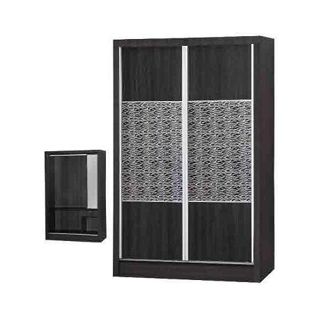4ft 2 Sliding Doors Wardrobe