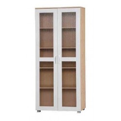 2 Doors Book Case