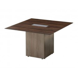 Rectangular Discussion Table