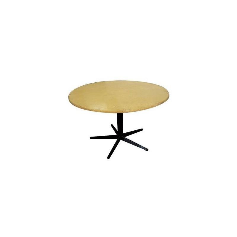 4 Round Hardboard Table Miri Furniture