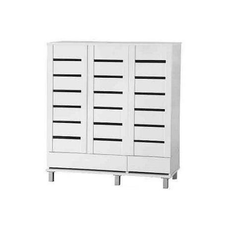 3 Doors Shoe Cabinet